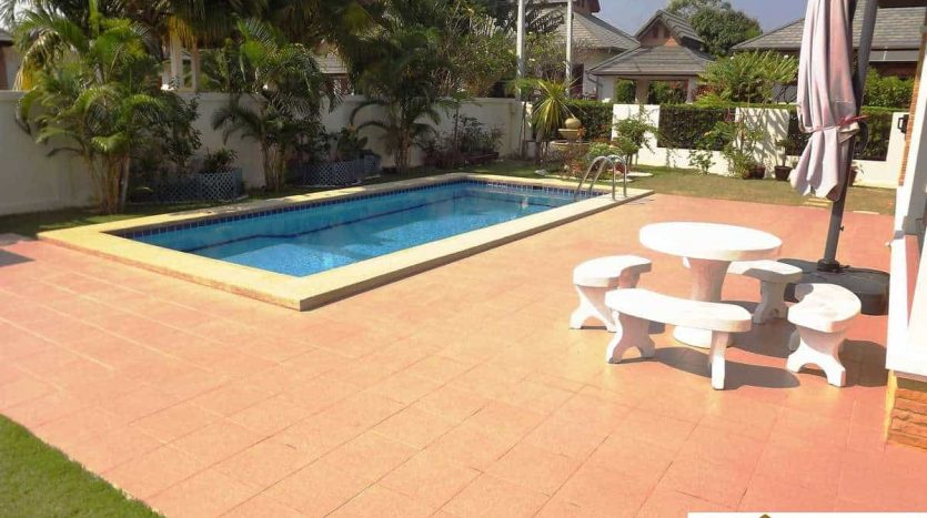 2 Bed Private Pool Villa In Estate Hua Hin