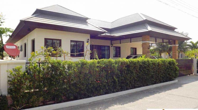 2 Bed Private Pool Villa In Estate Hua Hin