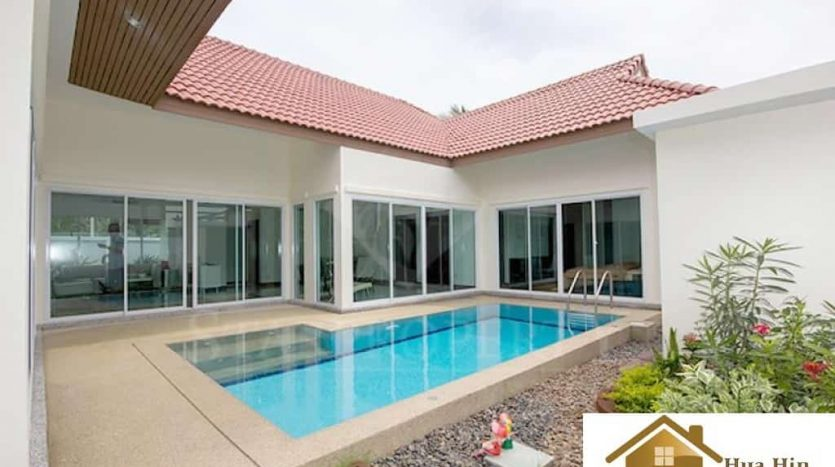 Pool villa for sale Hua Hin Thailand