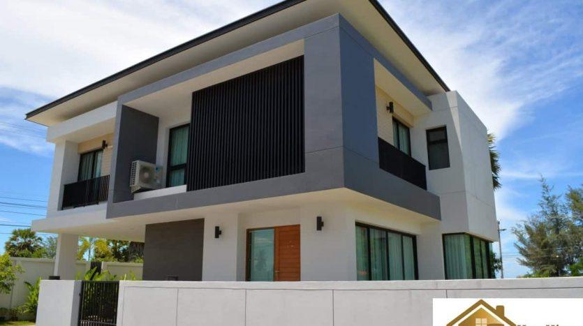 Baan Glai Talay House for sale pranburi