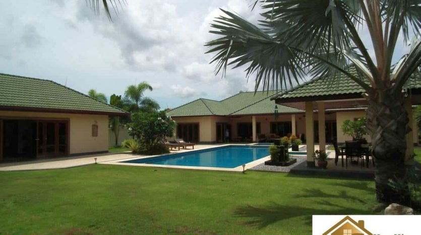 Coconut Gardens House for sale Hua Hin