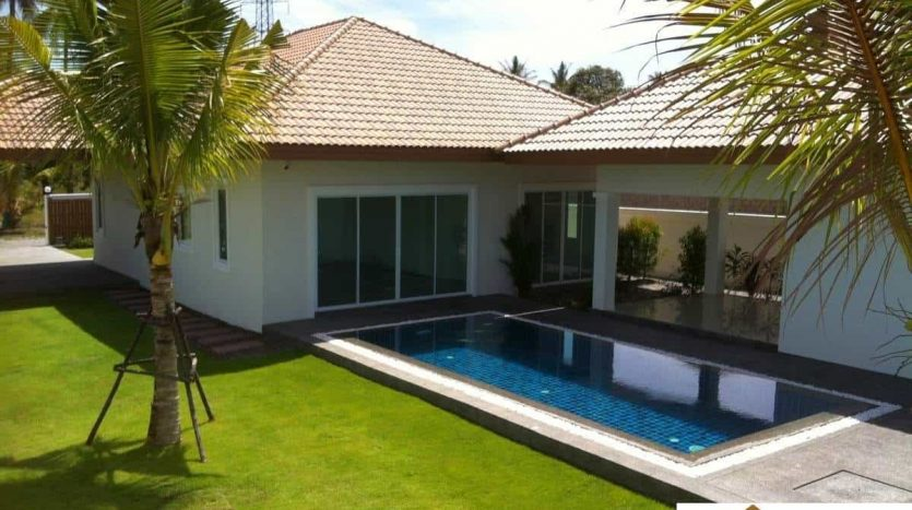Hua Hin Soi 88 House For Sale