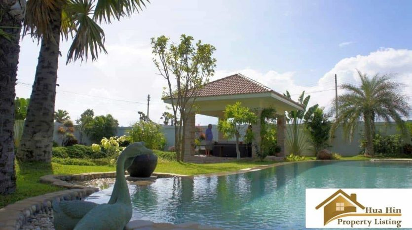 Custom Designed Homes In Top Quality Pranburi Project
