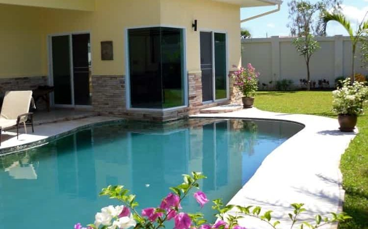Hana Village 4 Bed Pool Villa Resale - Pranburi