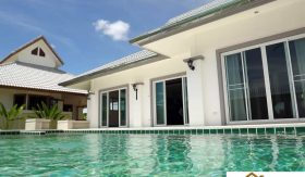 The New Emerald Scenery Villa For Sale Hua Hin Near Banyan Golf