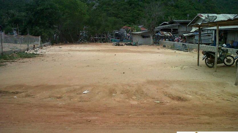 Absolute Beachfront Land For Sale Sam Roi Yot – 29 Rai