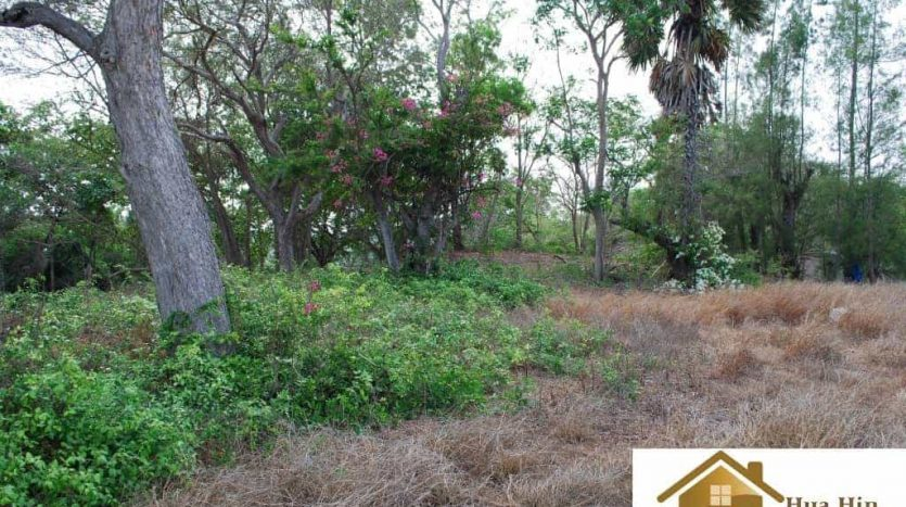 Absolute Beachfront Land In Hua Hin – Khao Tao For Sale