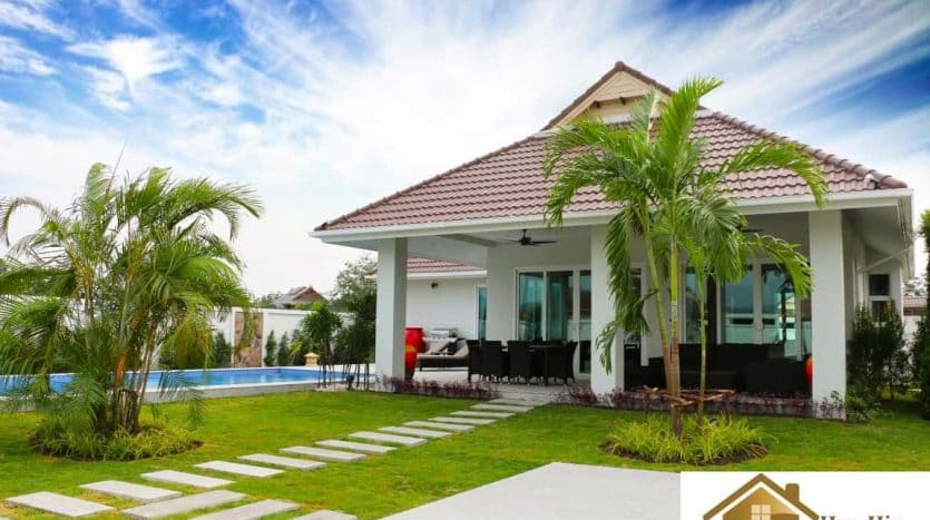 Smart House – Private Pool Villa In A Gated Community