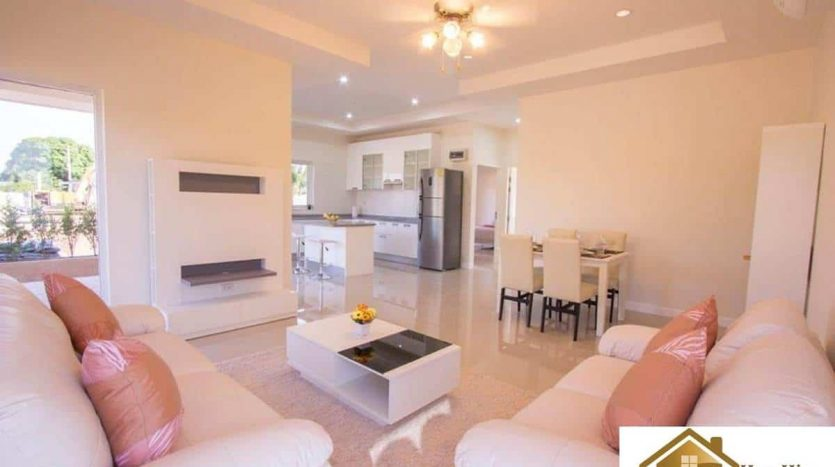 Baan Yu Yen Holiday Home For Sale In Pranburi