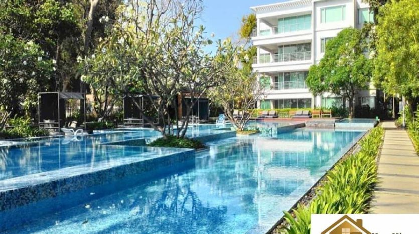 Beautifully Furnished 2 Bed Unit In Hua Hin