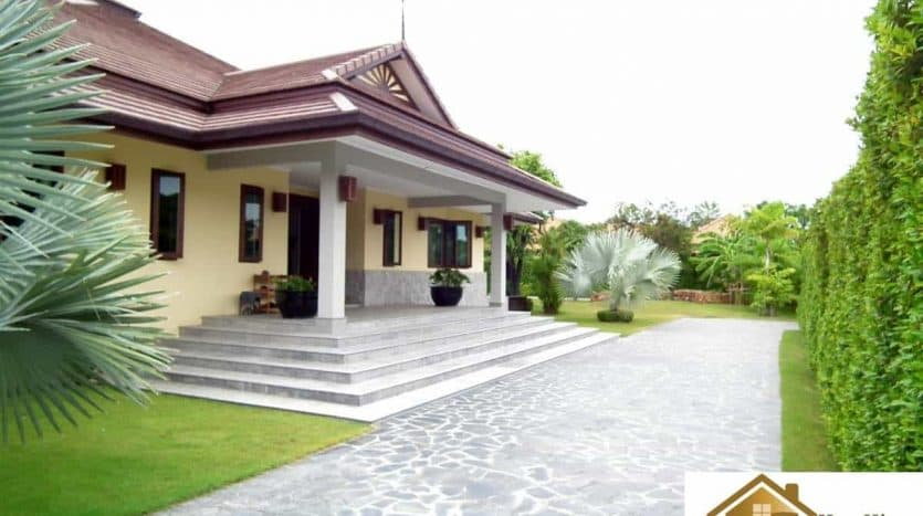 Beautiful Custom Designed Home Pranburi