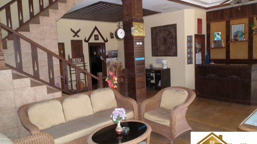 Guesthouse With 10 Bed For Sale Cha Am Town Center