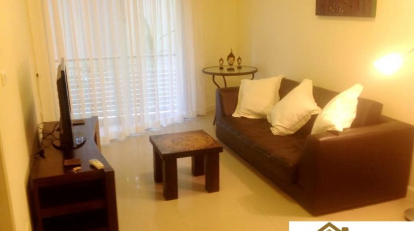 Hua Hin 1 Bed 1 Bath Condo For Sale – Furnished
