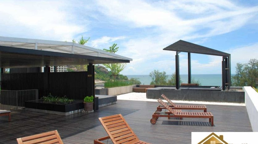 Hua Hin Condo Unit For Sale With Panoramic Sea Views