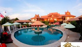 Hua Hin Property For Sale - Operational Resort Business
