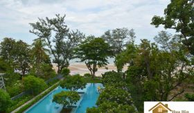 Massive Beachfront & Sea View Penthouse Unit Hua Hin