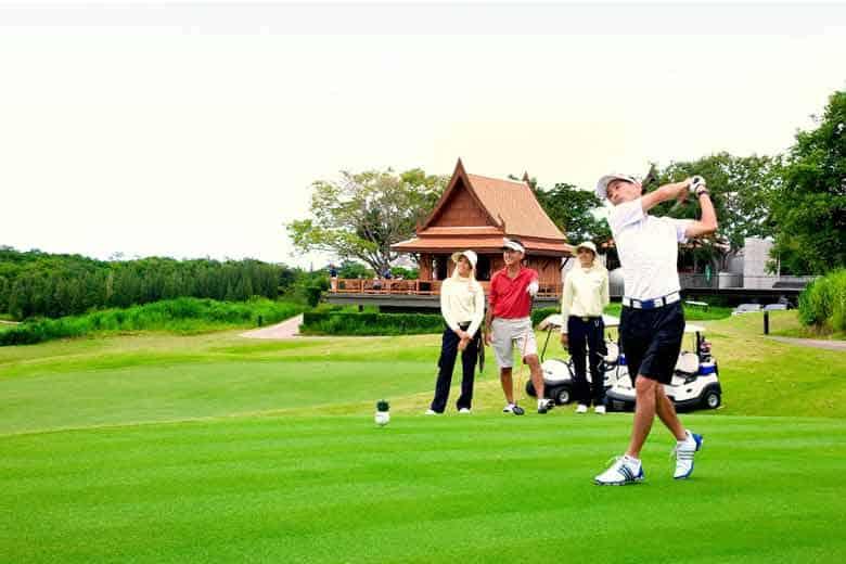 Hua Hin Golf Courses