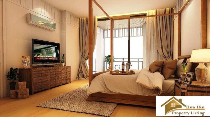 Retirement Living In A Fully Serviced Condominium Hua Hin