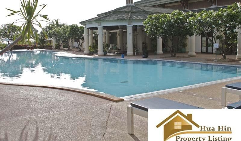 Spacious 3 Bed Hua Hin Condo For Sale On A Golf Course