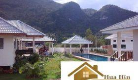 Sam Roi Yot Pool Villa For Sale With Mountain Views
