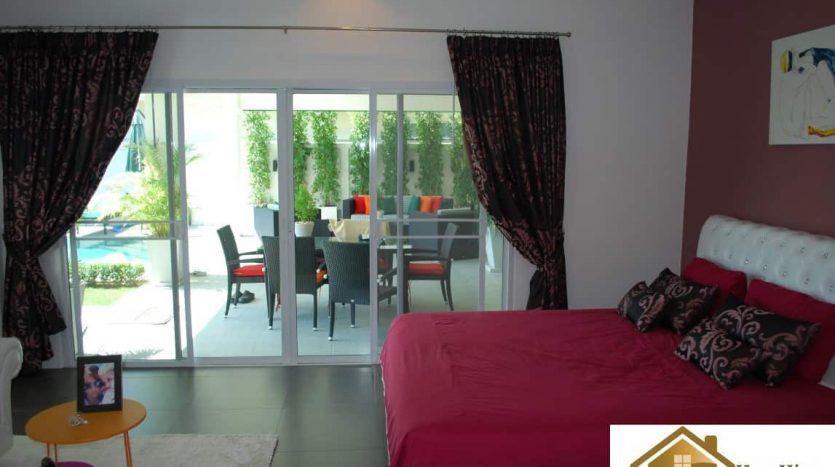 Beautiful 3 Bed Pool Villa In A Matured Estate Hua Hin