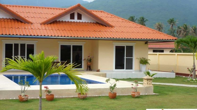 Private Pool Villa – Stunning Mountain Views Sam Roi Yot