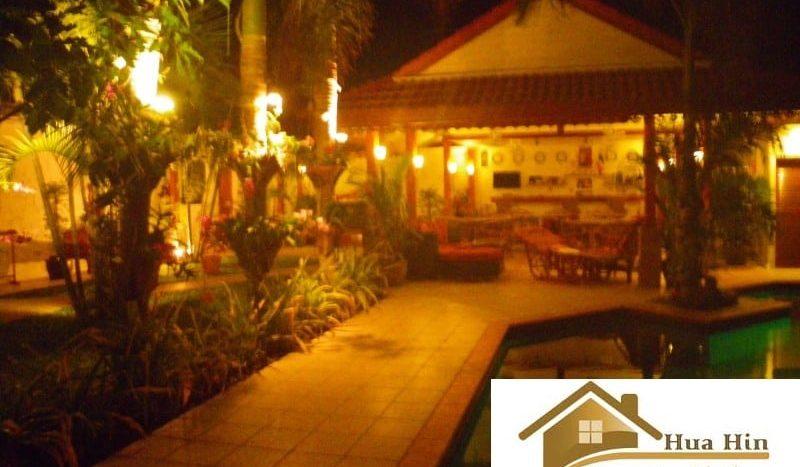 Large 8 Bedroom Pool Resort Near Khao Kalok Beach