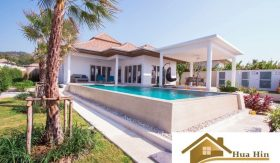 Beautiful Resale Pool Villa Near Banyan Golf Course Hua Hin