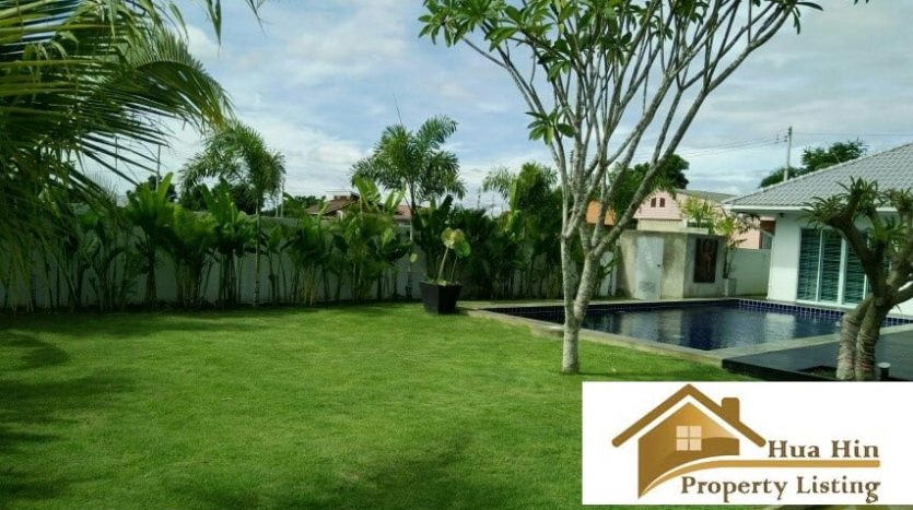 Resale 2 Bed Private Pool Home Located South Of Hua Hin