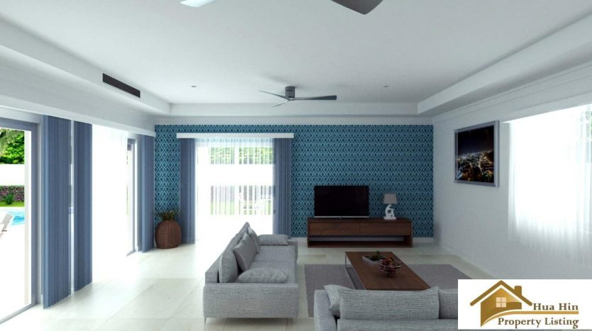Smart Living In Hua Hin Soi 112 Near Banyan Golf Course