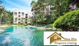 Spacious 2 Bed 2 Bath Sea View Condo In Hua Hin Town Center