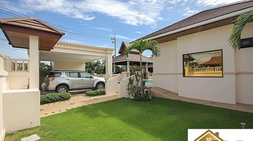 Stunning 4 bed Balinese Style Private Pool Villa Hua Hin