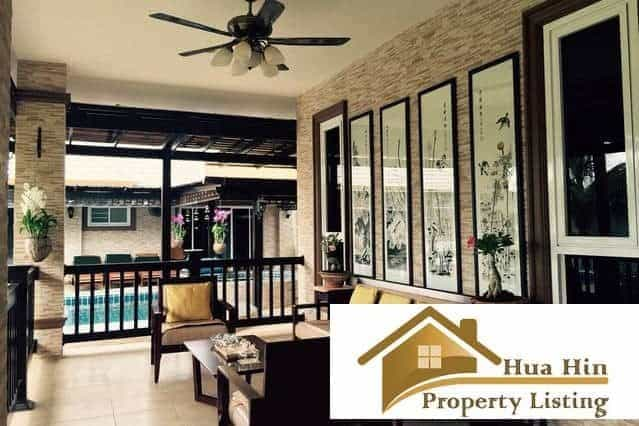 Stunning 7 Bed Resale Property On A Massive Plot – Hua Hin