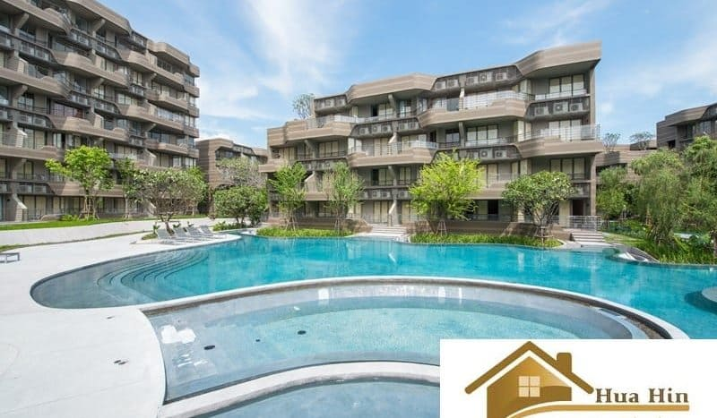 Hua Hin Brand New 2 Bed Sea View Condo Unit For Sale