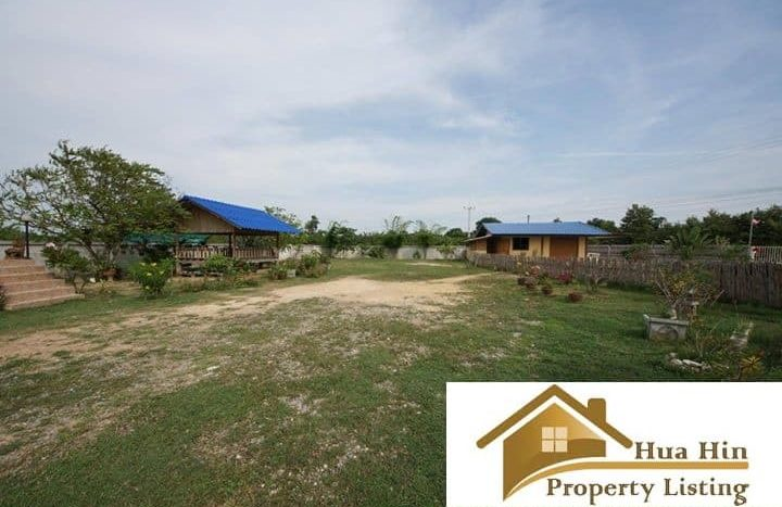 Absolute Bargain Pranburi Pool Villa On A 6 Rai Plot