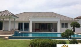 Baan Ing Phu Hua Hin Luxury Resale Pool Villa – Quality Finish