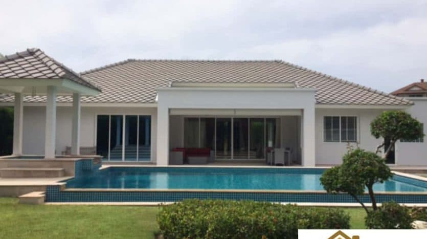 Baan Ing Phu Hua Hin Luxury Resale Pool Villa - Quality Finish