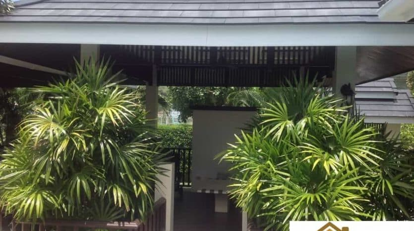 Bali Style Private Pool Home In Palm Hills Golf Course Hua Hin