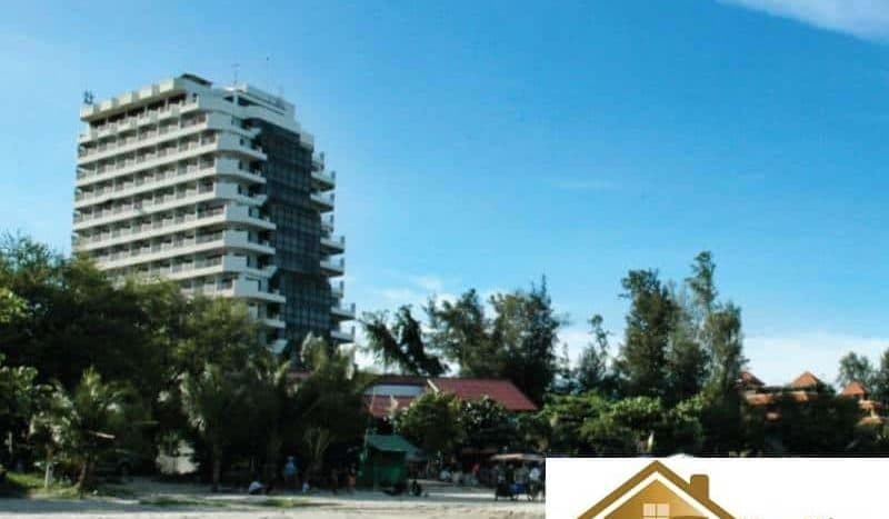 Hua Hin Sea View Studio Condo Unit Available For Sale (1)