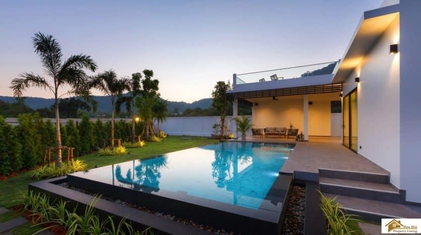 Brand New Sivana Hideaway Luxury Pool Villa Hua Hin