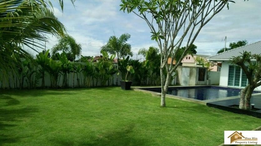 Detached Resale Private Pool Villa South Of Hua Hin Near Khao Tao