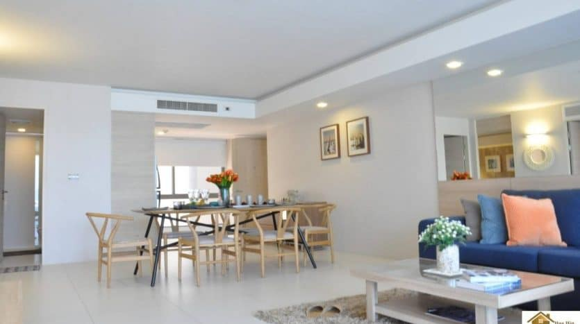 Hua Hin Brand New Sea View Condo With Quality Finish