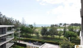 Hua Hin Brand New Sea View Condo With Quality Finish