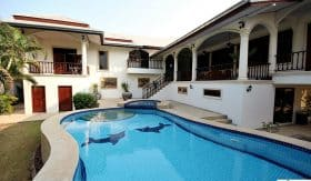 Palm Hills Hua Hin Villa - Spacious Living & Stunning Golf Course View