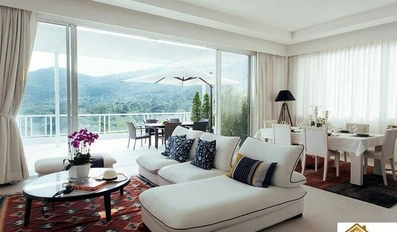Peak Residence - Luxury Hua Hin Condo Feat. Panoramic Sea View