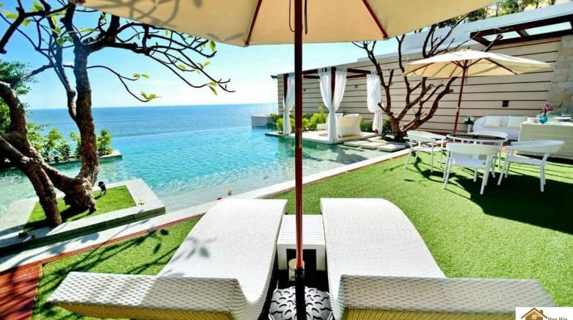 Hua Hin Beach Front Luxury Villa Feat. 5 Bed - Quality Living