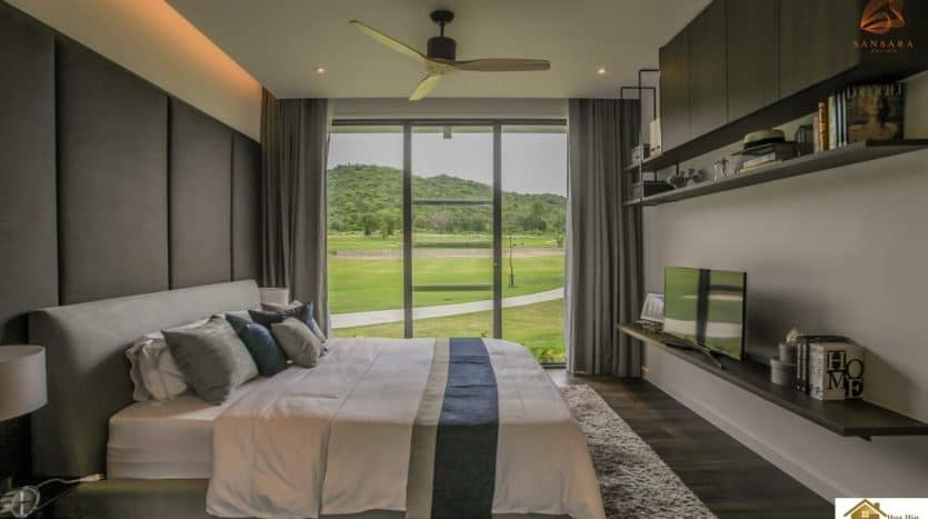 Sansara Hua Hin – Luxurious Condo At Black Mountain Golf Course