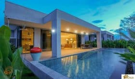 Sansara Hua Hin – Luxury Pool Villa At Black Mountain Golf Course