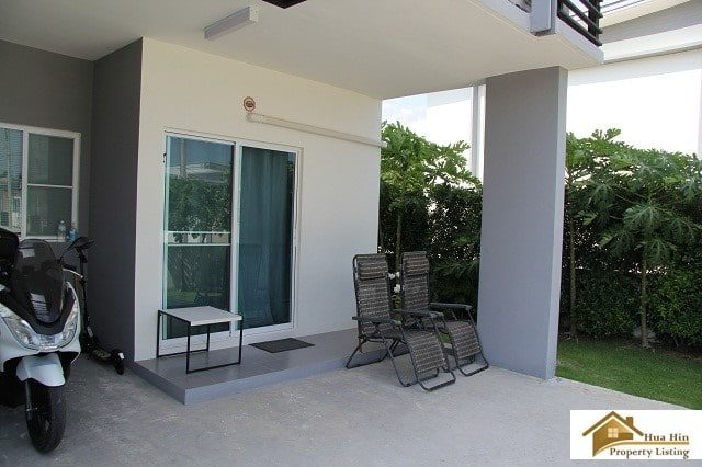 Hua Hin Affordable Resale Villa In A Secured Development
