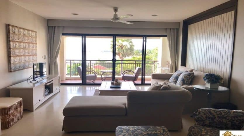 Santi Pura Beach Front 2 bed Hua Hin Condo Unit – Furnished